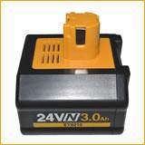 ナショナルバッテリー24V